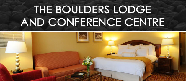 BOULDERS LODGE AND CONFERENCE CENTRE