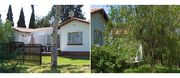 guinea corner, midrand accommodation, kyalami accommodation, budget, affordable, self catering, cottages