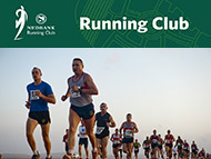 Nedbank Running Club Modderfontein Time Trial